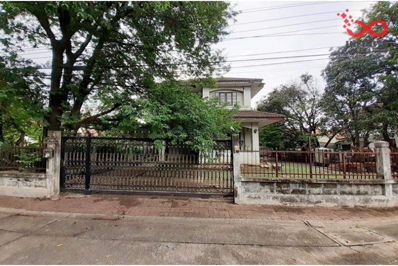 บ้านเดี่ยว 2 ชั้น ชัยพฤกษ์ รามอินทรา-วัชรพล ถนนสุขาภิบาล5 ใกล้เสถียรธรรมสถาน