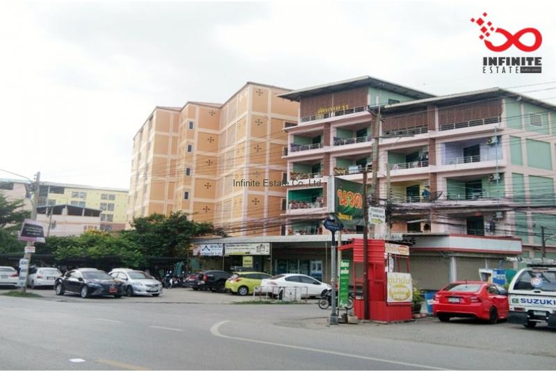 อาคารพาณิชย์ทำห้องเช่า 6 ชั้น ถนนพหลโยธิน ซอยพยอม11