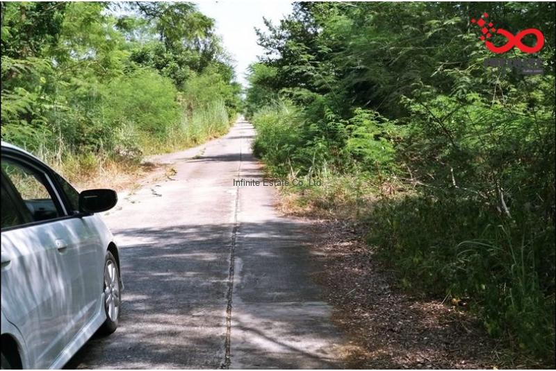ที่ดิน 100 ตารางวา ถนนคลองสิบสาม ปทุมธานี