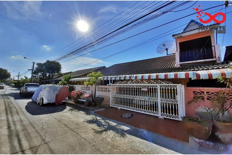 บ้านเดี่ยว หมู่บ้านกิตตินิเวศน์ ซอยรามคำแหง 68 ใกล้รถไฟฟ้าสายสีส้ม
