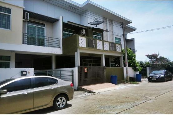 80759, ขายทาวน์เฮ้าส์ หมู่บ้านไทยสมบูรณ์ 3 ถนนรังสิต-นครนายก คลอง 3 ธัญบุรี
