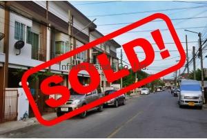 80799, ขายทาวน์เฮ้าส์หมู่บ้านเคซี คลัสเตอร์ รามอินทรา 7 ถนนไทยรามัญ