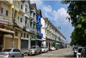80891, ขายอาคารพาณิชย์ 3.5 ชั้น หมู่บ้านสถาพร รังสิต-คลอง3 ถนน รังสิต-นครนายก