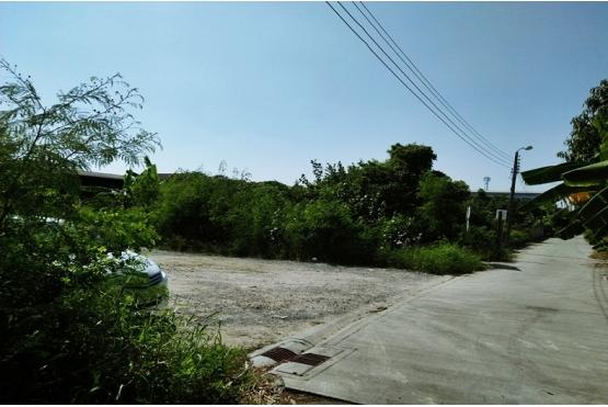 80907, ที่ดิน  213 ตรว. ถนนสุขาภิบาล2 อ่อนนุช-ลาดกะบัง ถมแล้ว