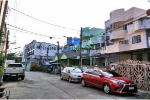 80913, ขายทาวน์โฮม หมู้บ้านมนตรีทาวน์โฮม ถนนลาดพร้าว87