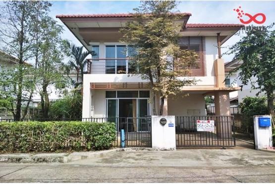81168, บ้านเดี่ยว หมู่บ้านพร้อมพัฒน์ กรีนโนวา ปัญญาอินทรา ซอยหทัยราษฎร์39