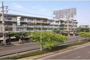80969, ขายและให้เช่าอาคารพาณิชย์ 4.5 ชั้น  ติดถนนจรัญสนิทวงศ์