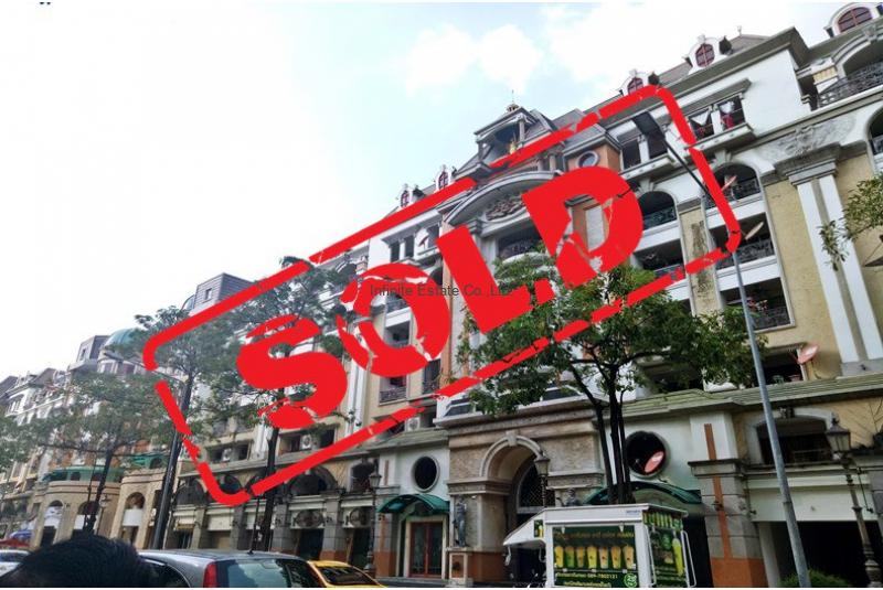 ขายคอนโด 43.12 ตารางเมตร ฌ็องเซลิเซ่ ติวานนท์ Champs Elysees Tiwanon ถนนศรีสมาน
