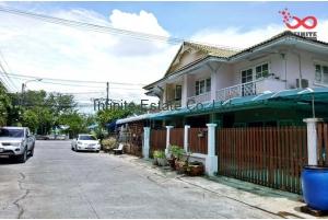 81057, ขายบ้านแฝดหมู่บ้านพฤกษา 15 แพรกษาใหม่ ถนนตำหรุ-บางพลี