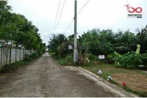 81128, ที่ดิน หมู่บ้าน เปรมฤทัยฟ้าหลวง 107 ตรว ซอยลำลูกกา47