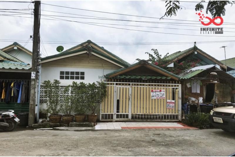 ขายบ้านเดียว หมู่บ้านอมรทรัพย์ ซอยอยู่วิทยา16 ถนน สุวินทวงศ์