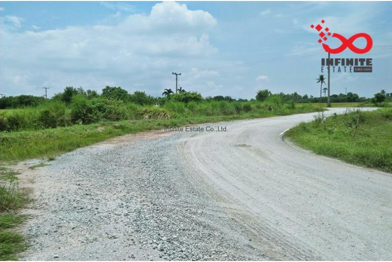 ที่ดิน  68ไร่ ถนนหนองบอนแดง ชลบุรี