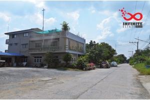 81233, ตึกสำนักงาน 3ชั้น ทางคู่ขนานถนนพหลโยธิน วังน้อย พระนครศรีอยุธยา