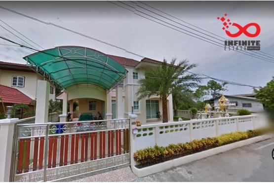 81273, บ้านเดี่ยว 2ชั้น 100ตารางวา ซอยบงกช 19 ถนนคลองหลวง