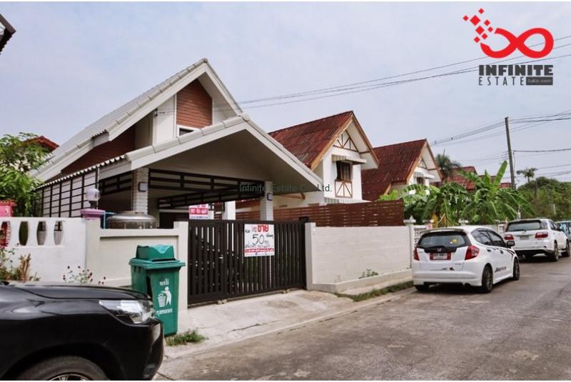 บ้านเดี่ยว2ชั้น หมู่บ้านเลิศอุบล ซอยพหลโยธิน52 แยก 45