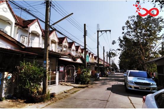 81459, ทาวน์เฮ้าส์ หมู่บ้านมหาลาภ2 ถนนมิตรไมตรี