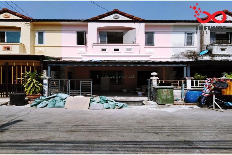 ทาวน์เฮ้าส์หมู่บ้านเคซี  รามอินทรา 1 ซอยหทัยราษฎร์39