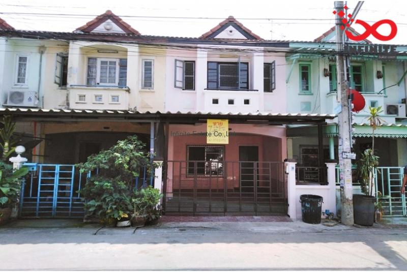 ทาวน์เฮ้าส์หมู่บ้านเคซี  รามอินทรา 3 ซอยหทัยราษฎร์39 บ้านตกแต่งใหม่