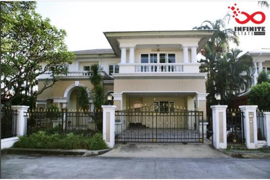 81624, บ้านเดี่ยว หมู่บ้านลดาวัลย์ ถนนเฉลิมพระเกียรติรัชกาลที่ 9