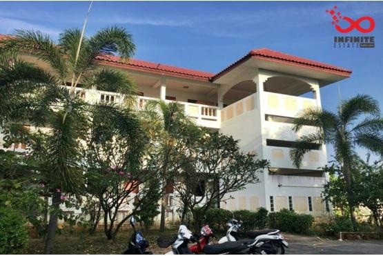 81768, อพาร์ทเม้นท์ 3ชั้น  765 ตรว ถนนหนองคล้าใหม่ ชลบุรี