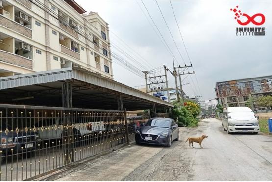 81835, อพาร์ทเม้นท์ ซีเค เพลส ถนนคลองหก ใกล้มหาวิทยาลัยเทคโนโลยีราชมงคลธัญบุรี
