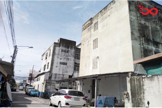 81997, อพาร์ทเม้นท์ 4 ชั้น ซอยนวมินทร์ 163 แยก 6  รถไฟฟ้าสายสีชมพู (แคราย-มีนบุรี)
