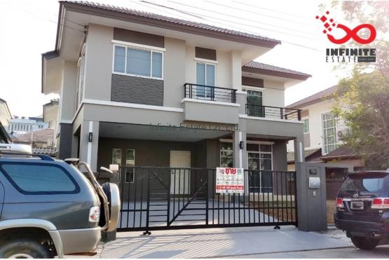 82416, บ้านเดี่ยว 2 ชั้น หมู่บ้านเดอะแพลนท์ บางนา ถนนกิ่งแก้ว-บางพลี