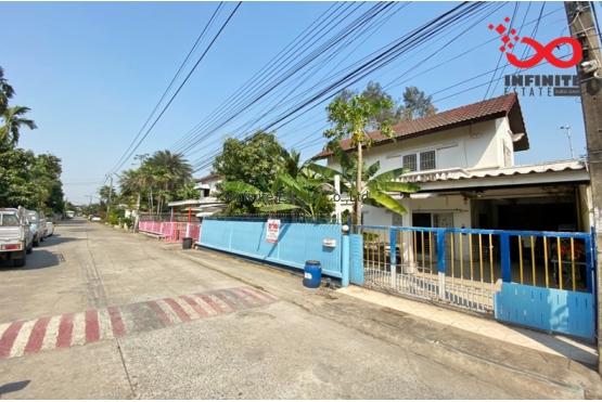 82462, บ้านเดี่ยว 2 ชั้น หมู่บ้านสุขหทัย 42 ตารางวา ถนนสุวินทวงศ์  ซอยสามวา19