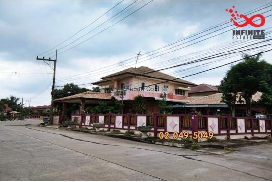 82699, บ้านเดี่ยว 2 ชั้น หมู่บ้านเทพธารินทร์  ถนนรังสิต-นครนายก คลอง11 (หลังมุม)