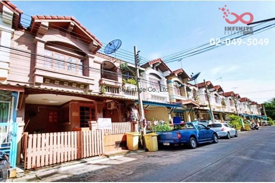 82806, ทาวน์เฮ้าส์ 2 ชั้น หมู่บ้านเพิ่มสุข กัลปพฤกษ์ ถนนเทพารักษ์