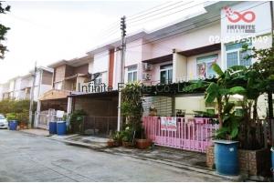 83219, ทาวน์เฮ้าส์ 2 ชั้น หมู่บ้านไทยสมบูรณ์ 3 ถนนรังสิต-คลอง 3 ใกล้ถนนกาญจนาภิเษก (วงแหวนรอบนอกกรุงเทพ ฝั่งตะวันออก)