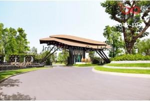 83442, ขายบ้านเดี่ยว 2 ชั้น เศรษฐสิริ วัชรพล Series Thai ถนนสุขาภิบาล5 หลังมุม