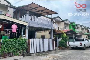 83326, ทาวน์เฮ้าส์ 2 ชั้น หมู่บ้าน พนาสนธิ์ ถนนประชาร่วมใจ มีนบุรี ใกล้ไฟฟ้า สายสีชมพู