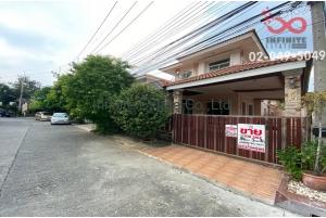 83615, ขายบ้านเดี่ยว 2 ชั้น หมู่บ้าน ทวีลดา 2 ซอยบุญคุ้ม ถนนลำลูกกา11 ปทุมธานี บ้านอยู่ต้นโครงการ