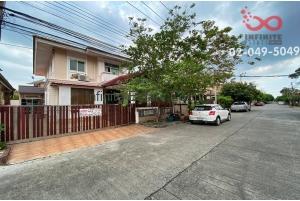 83616, ขายบ้านเดี่ยว 2 ชั้น หมู่บ้าน ทวีลดา2 ซอยบุญคุ้ม ถนนลำลูกกา11 ปทุมธานี บ้านอยู่ต้นโครงการ