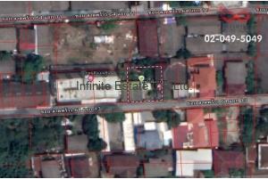 83621, ที่ดินพร้อมสิ่งปลูกสร้าง 100 ตารางวา ถนนลาดพร้าว ซอยลาดพร้าว 64 ใกล้ทางด่วนรามอินทรา-อาจนรงค์