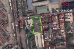 83473, ที่ดิน 510 ตารางวา ถนนเลียบทางรถไฟสายเก่า สุขุมวิท62 แยก27 ใกล้จุดขึ้นลงทางด่วน