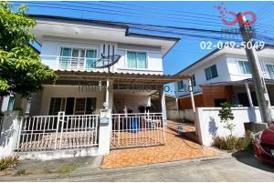 83438, บ้านเดี่ยว 2 ชั้น เต็มสิริ แกรนด์ มีนบุรี–สามวา ถนนสามวาตะวันออก