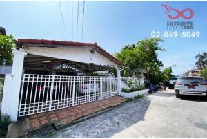 83514, ขายบ้านเดี่ยว 2 ชั้น หมู่บ้านธันธวัช 5 ถนนวัชรพล ซอยวัชรพล1/9