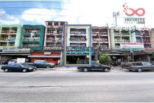 83691, ขายอาคารพาณิชย์ 4.5 ชั้น ติดถนนเทพารักษ์ สมุทรปราการ