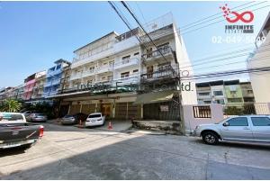 83861, อาคารพาณิชย์ 3.5 ชั้น หมู่บ้านอมรชัย2 พระราม2 ซอย34 หลังริม พื้นที่สีส้ม ถูกมาก