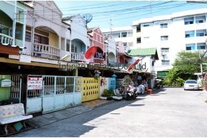 80931, ขายทาวน์เฮ้าส์ หมู่บ้านเกร็ดเพชร ปากเกร็ด ถนนแจ้งวัฒนะ