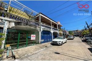 84133, ขายทาวน์เฮ้าส์ 2 ชั้น หมู่บ้านสุขสบายวิลล่า ซอยลาดพร้าว87 ใกล้ทางด่วนเอกมัย-รามอินทรา