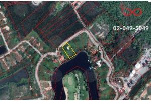 84173, ที่ดินเปล่าถมแล้ว 1 ไร่ 93 ตารางวา ในโครงการสนามกอล์ฟ รอยัล เลคไซด์ กอล์ฟ คลับ ติดทะเลสาบ