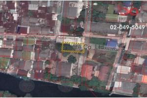 84163, ที่ดินเปล่า เนื้อที่ 50 ตารางวา ถนนประชาราษฎร์สาย1 ซอย 4 บางซื่อ