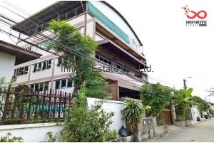 80986, ขายตึกสำนักงาน 4ชั้น 100 ตารางวา ซอยสตรีวิท 2 ถนนประเสริฐมนูกิจ