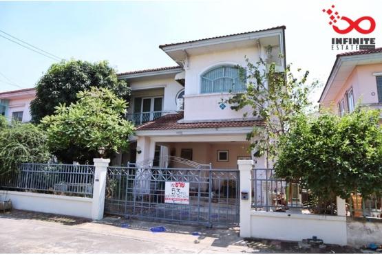 81657, บ้านเดี่ยว 2ชั้น ชัยพฤกษ์ บางบัวทอง ซอยวัดลาดปลาดุ